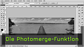 Photomerge, Photoshop, Panoramafoto