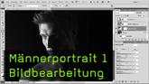 portrait, bearbeitung, psd, photoshop tutorial