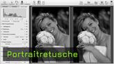Portraitretusche - Aperture Tutorial von Rebekka Strauß