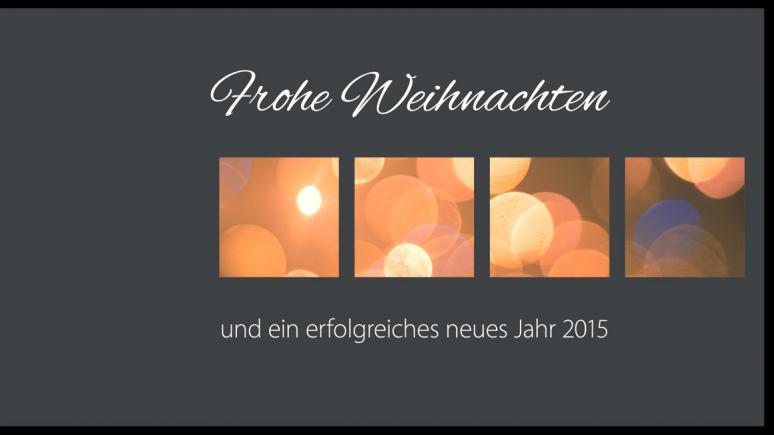 InDesign: Vorlage für Weihnachtskarten | FotoTV.
