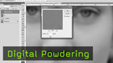 Digital Powdering, Photoshop Tutorial