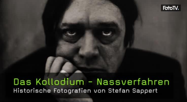 Kollodium-Nassverfahren
