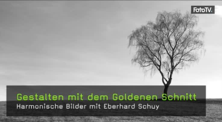 video eberhard schuy erkl rt den goldenen schnitt die drittelregel und das goldene dreieck. Black Bedroom Furniture Sets. Home Design Ideas