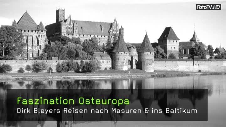 Dirk Bleyer, Masuren, Baltikum