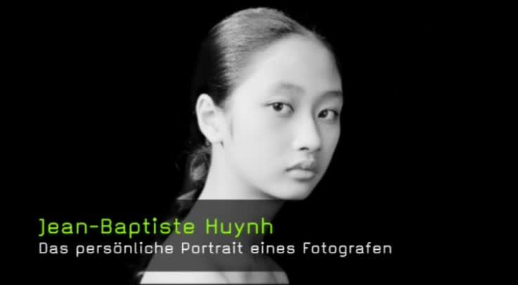 Jean-Baptiste Huynh, Meister der Fotografie, Portrait, Künstler