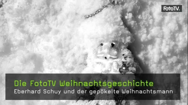 video die fototv weihnachtsgeschichte. Black Bedroom Furniture Sets. Home Design Ideas