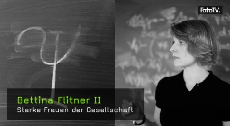 Bettina Flitner, Fotokunst, Forscherinnen, Europa, Portrait
