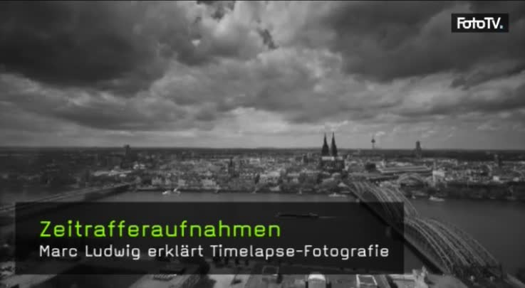 Zeitraffer, Timelapse, Kamera, Stop Motion, Kameratechnik, Spezialfotografie