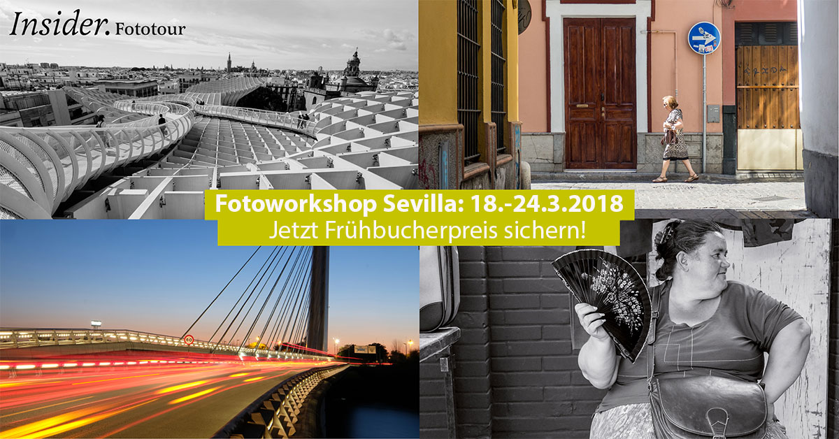 Fotoworkshop Sevilla