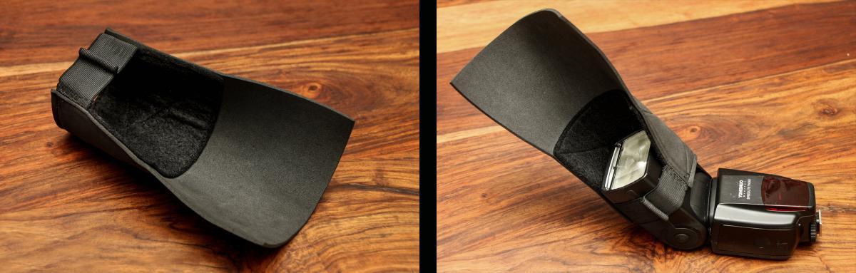 flash bouncing starkes licht mit dem blitz auf der. Black Bedroom Furniture Sets. Home Design Ideas