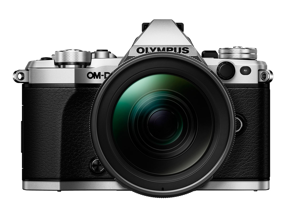 OM-D E-M5 Mark II mit High Res Shot Funktion
