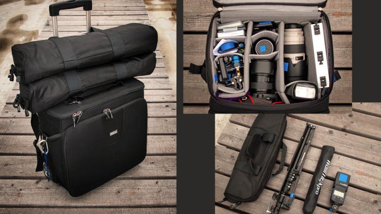 Mobiles Strobisten-Kit für Reportagen