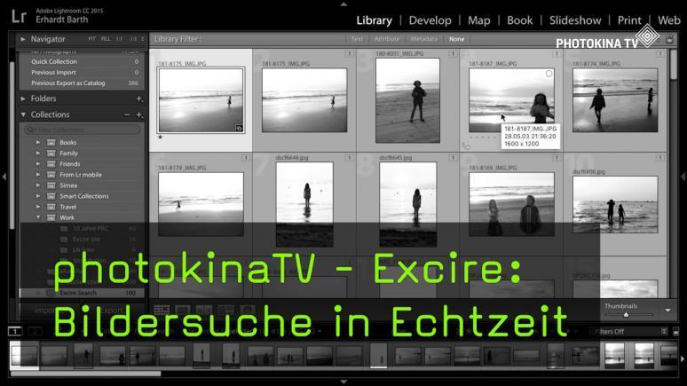 Excire: Bildersuche in Echtzeit