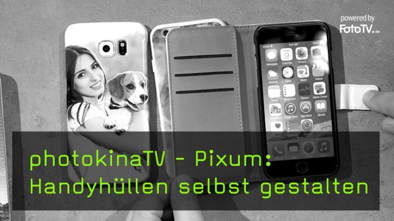 Pixum: Handyhüllen selbst gestalten
