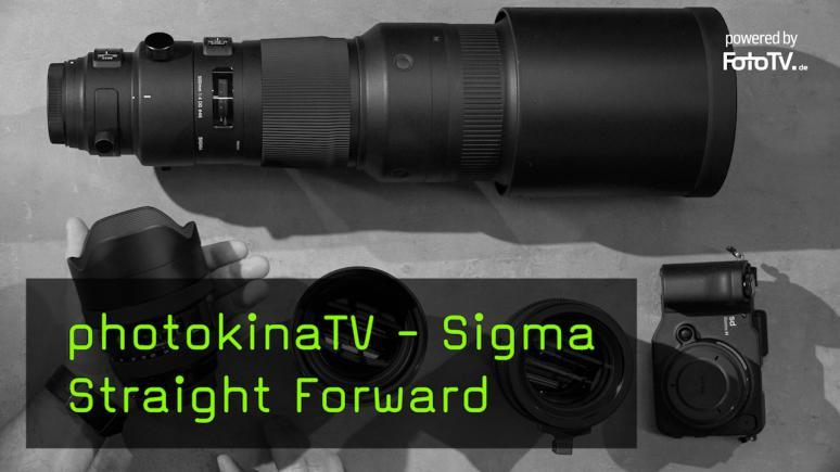Sigma Straight Forward