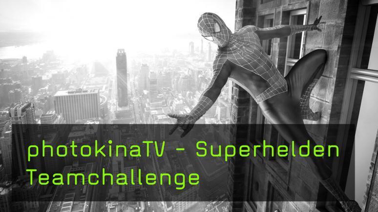 Superhelden Teamchallenge