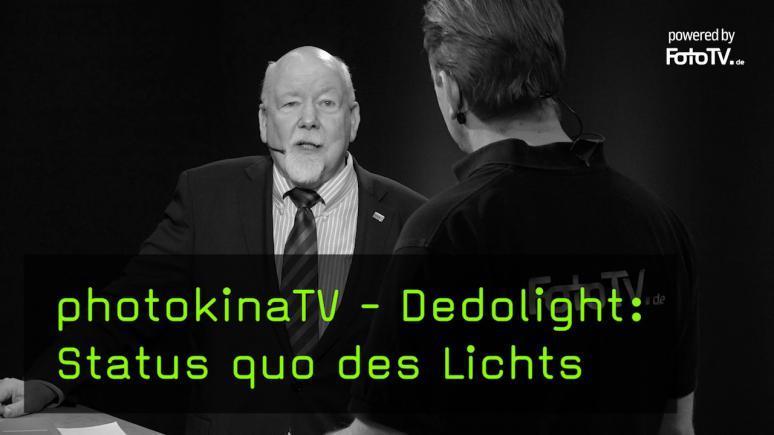 Dedolight: Status quo des Lichts