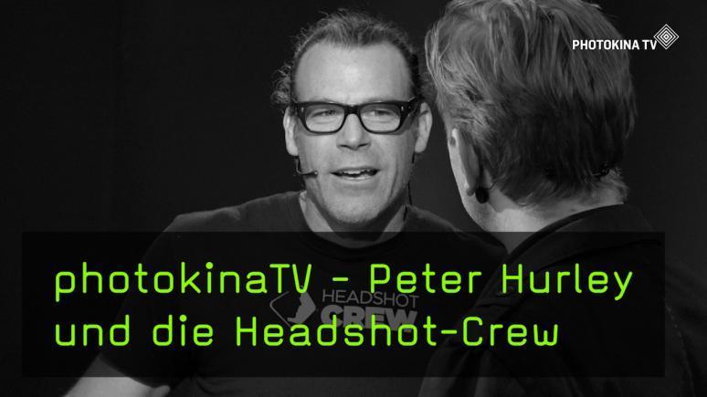 Peter Hurley und die Headshot-Crew