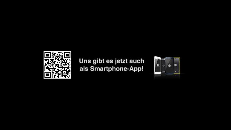 Holt Euch kostenlos die FotoTV.-App auf Euer Mobilgerät!