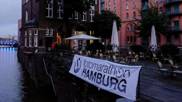 Fotomarathon Hamburg - Startplatz gewinnen