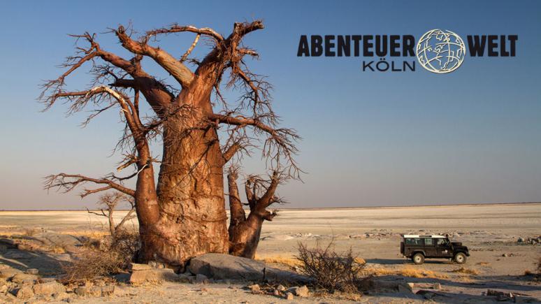 Tickets für Abenteuer Welt Köln zu gewinnen