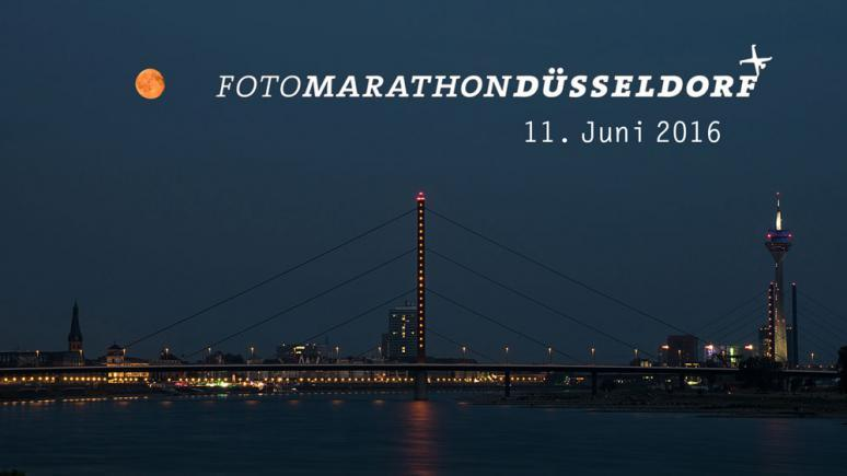 Fotomarathon Düsseldorf, 11. Juni 2016