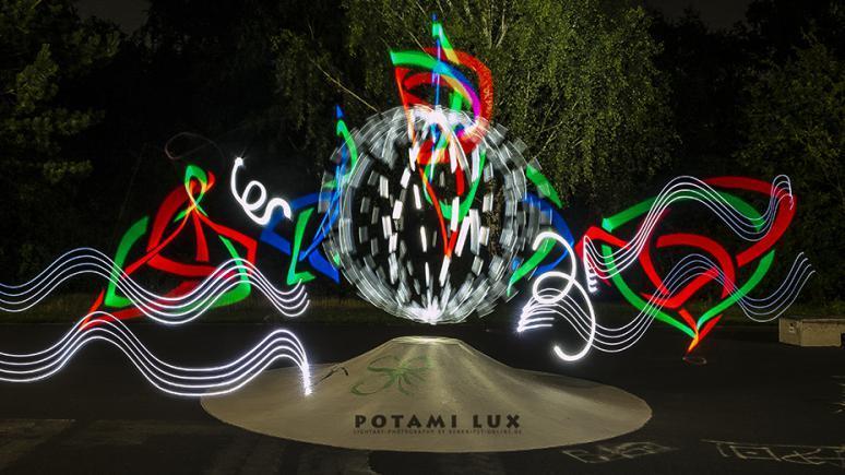 Taschenlampen für Lightpainting