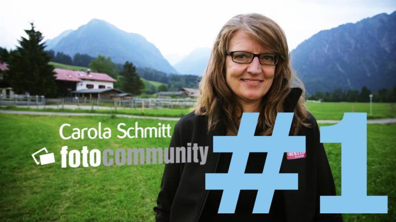 Challenge Gewinnerin Carola Schmitt