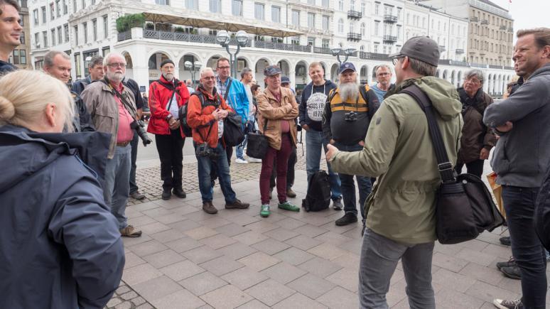 FotoTV.Photowalk Hamburg