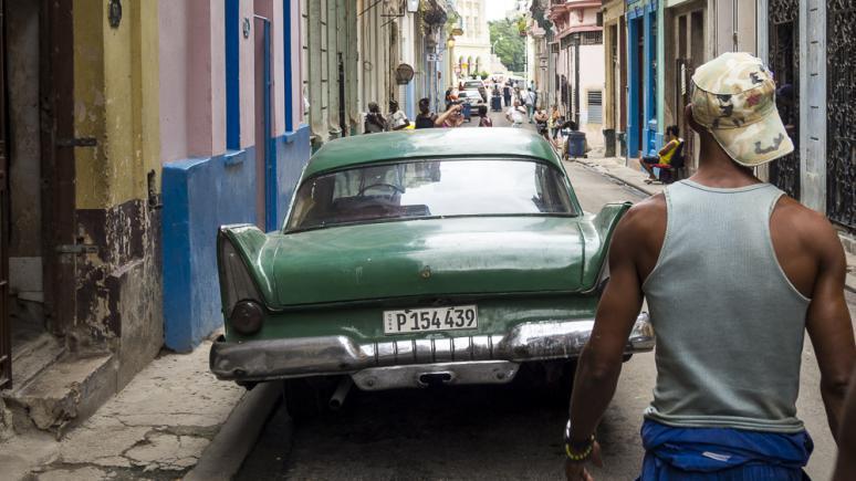 Reisen und Fotografieren auf Kuba