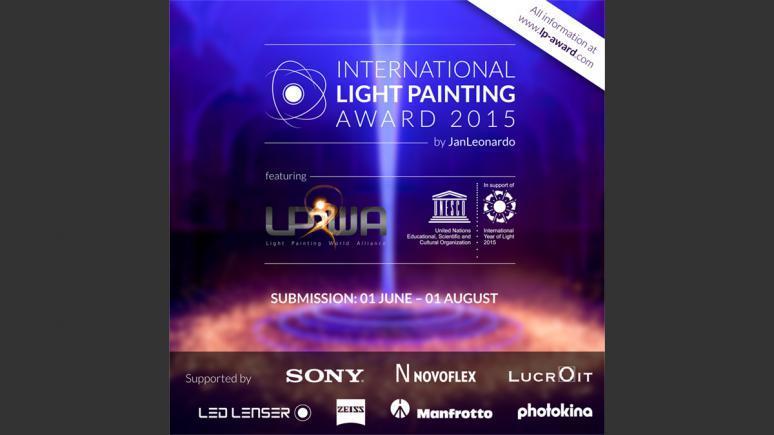 International Light Painting Award 2015