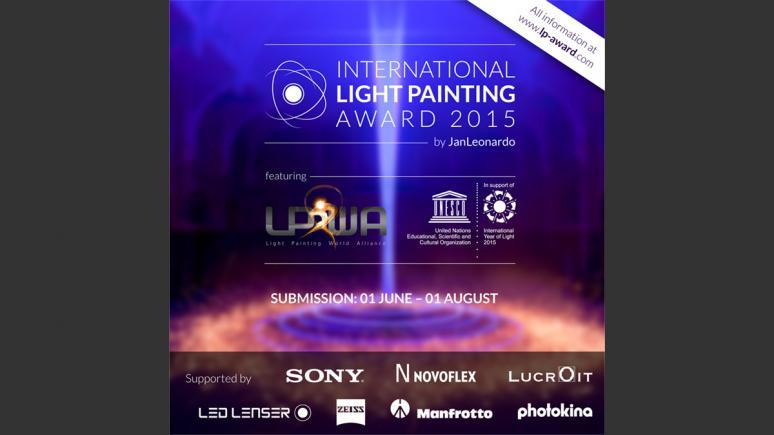 International Light Painting Award 2015