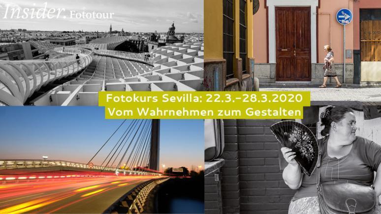 Fotokurs Sevilla 2020