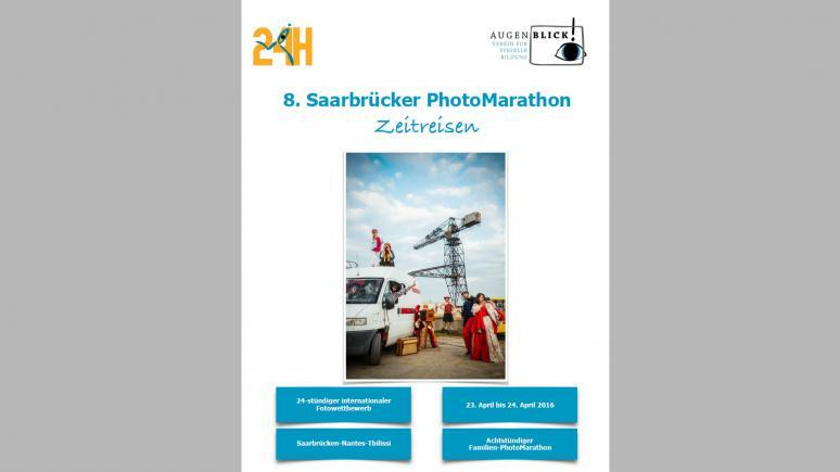Photomarathon Saarbrücken, 23.4.2016