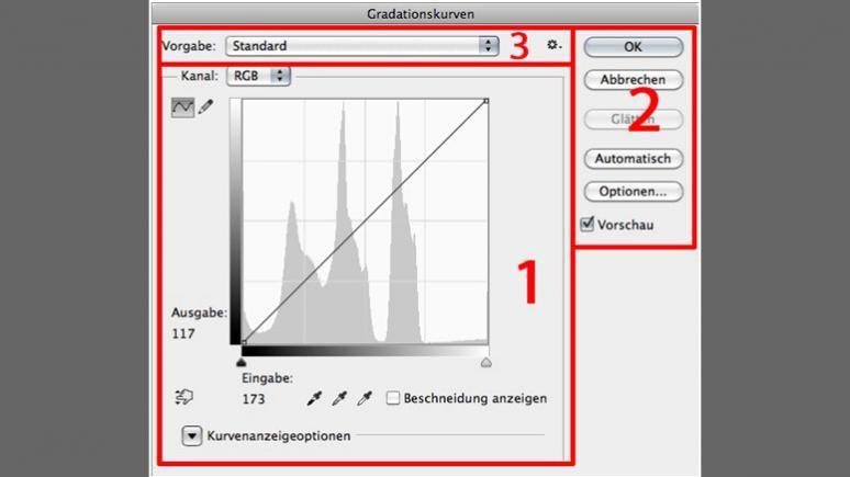 Grundkurs Gradationskurve Teil 3