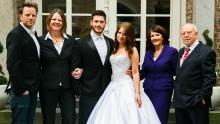 Liliane und Angelo, Statisten, Cochic Photography, Posing für Hochzeitsgruppen, Tipps mit Andreas Kowacsik