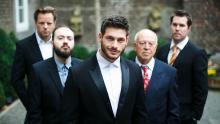 Angelo, Statisten, Cochic Photography, Posing für Hochzeitsgruppen, Tipps mit Andreas Kowacsik
