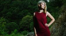 Modelposing Jennifer