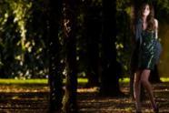 Model Daniele, Outdoorfotografie, Menschenfotografie