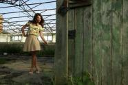 Model Swetlana, Outdoorfotografie, Ruine, Fashion, Outdoor, Fotokurs, Fotoworkshop