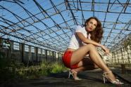 Model Swetlana, Menschenfotografie, Fashionfotografie, Fashion, Outdoor, Fotokurs, Fotoworkshop