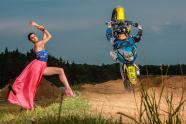 Motocross, Fashion, Fotograf Clemenz Bolz