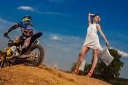 Motocross, Fashion, Fotograf Alexander Gramlich