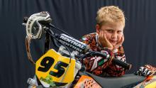 Motocross, Portrait, Fotograf Alexander Gramlich
