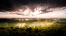 Fotoguide Deutschland, Pfälzer Wald, Luitpoldturm