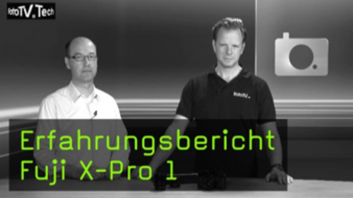 Erfahrungsbericht Fuji X-Pro 1