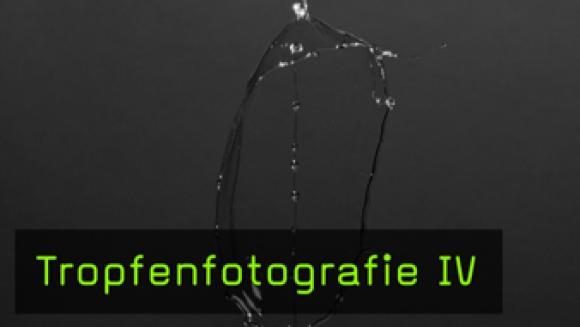 Tropfen fotografieren, Tropfenfotografie
