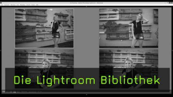 Die Lightroom Bibliothek
