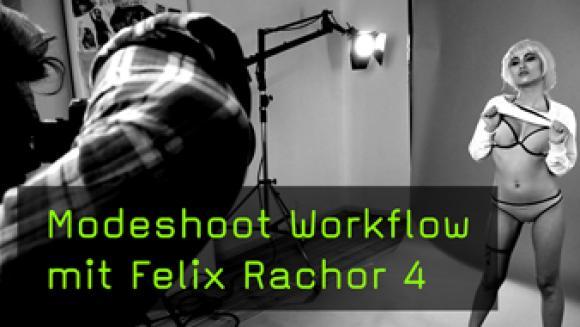 Shooting Mode- und Fashionfotografie