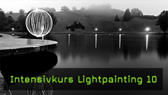 Spezielle Lightpainting formen